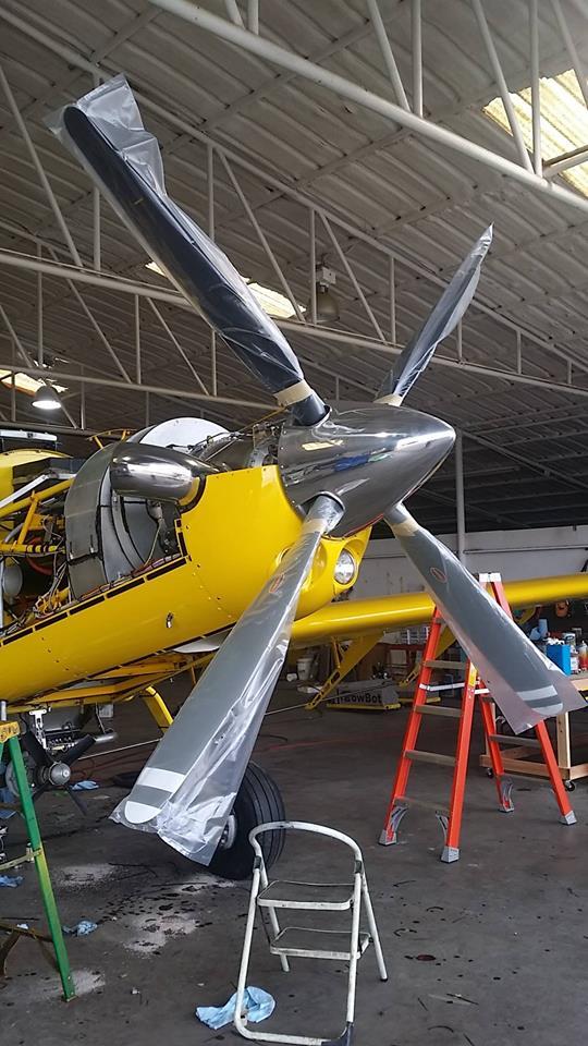 1db1c4927c2 4 Blade Prop by Aero Innovations LLC - Industry s Newest STC
