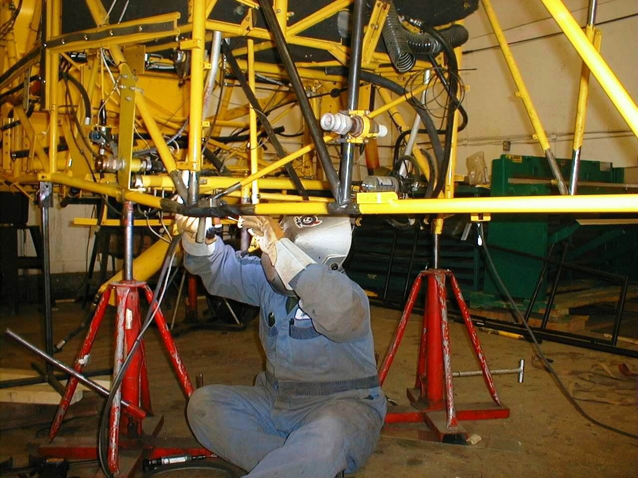 Maintenance & Repair « Yorkton Aircraft Service